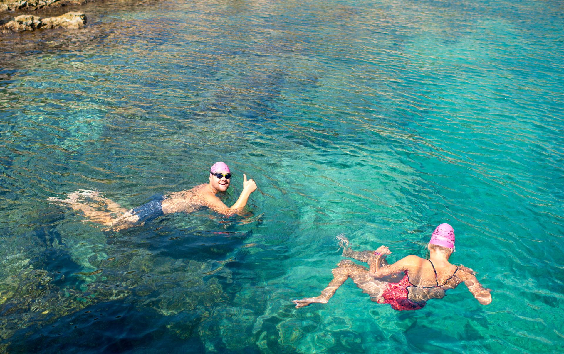 Turkey Swimming Holidays