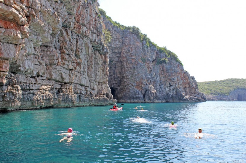 Montenegro Swimming Trips