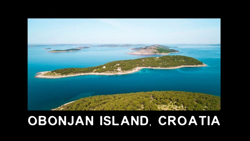 Obonjan-Island-Croatia-Swimming
