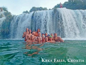 Croatia-Swimming-Holidays-Krka-National-park