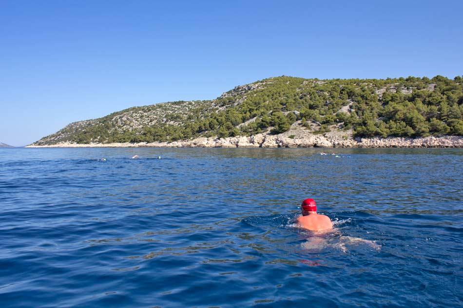 Croatia-Open Water Swimming