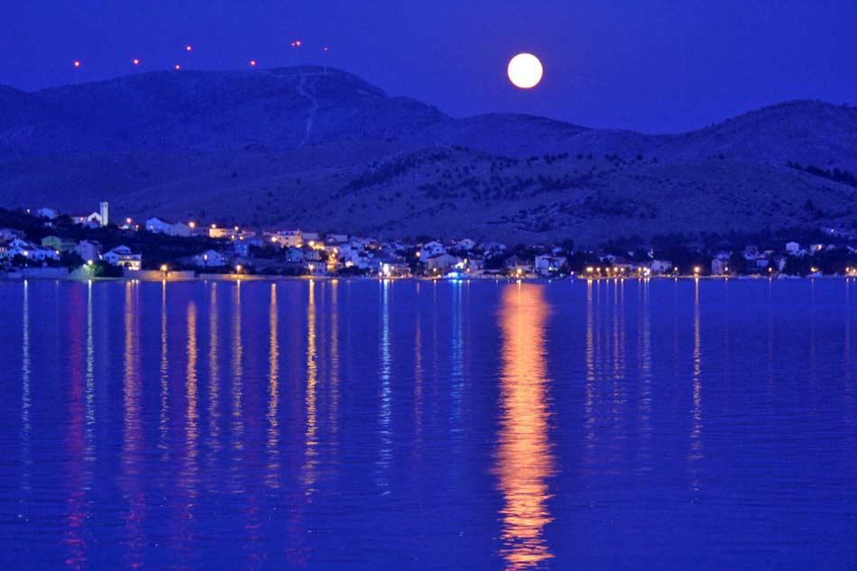 Croatian Island Sunset
