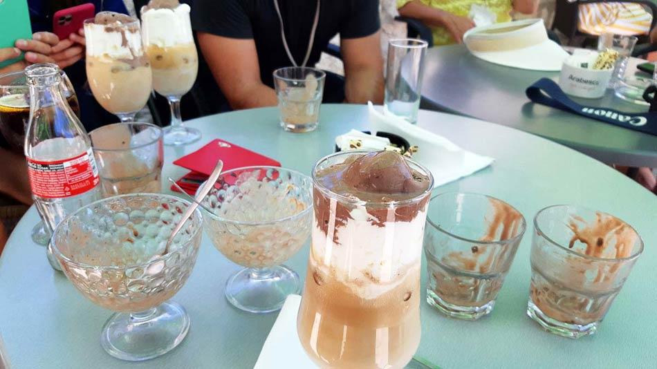 Iced Coffee In Croatia