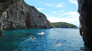 Montenegro Swimming Adventure