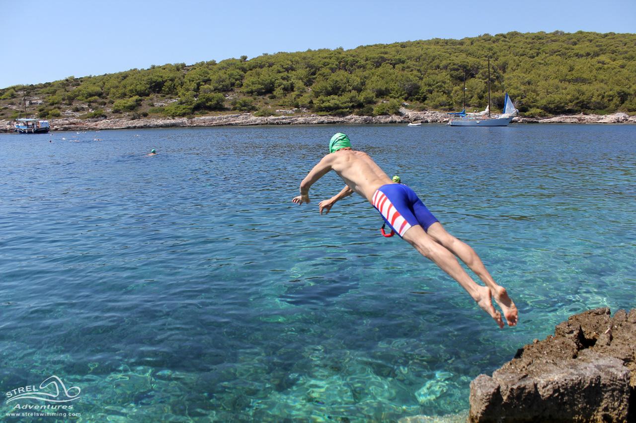 Croatia Swimming Holiday