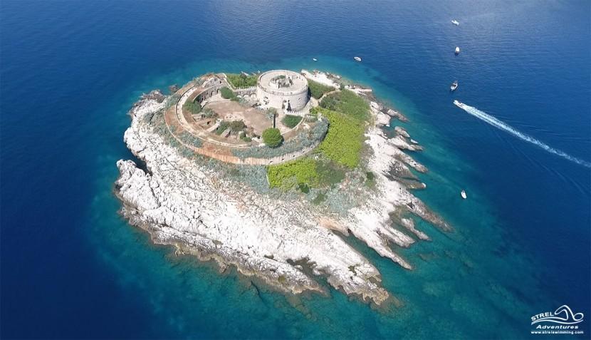 Montenegro Strel Swimming Holidays