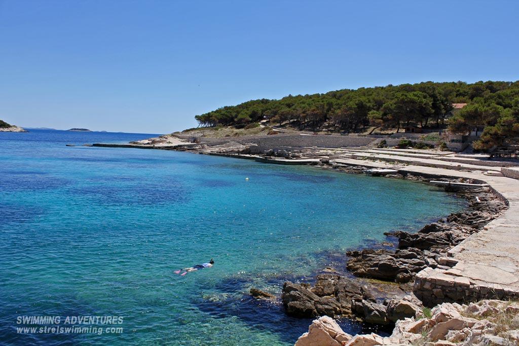 Why is swimming in Croatia so beautiful? - Swimming