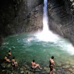 Freshwater-Swimming-Waterfall