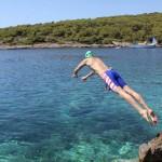 Salt-Water-Swimming